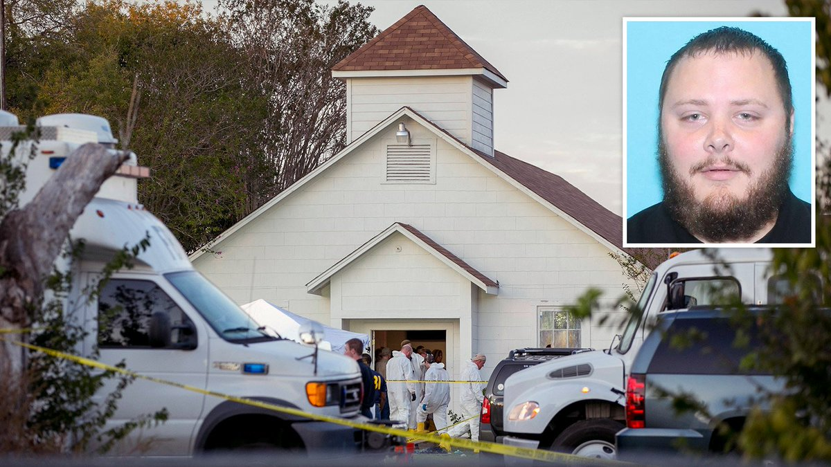 Air Force didn't enter Texas gunman's domestic violence conviction into a federal database that gun sellers check https://t.co/duK5109O7L