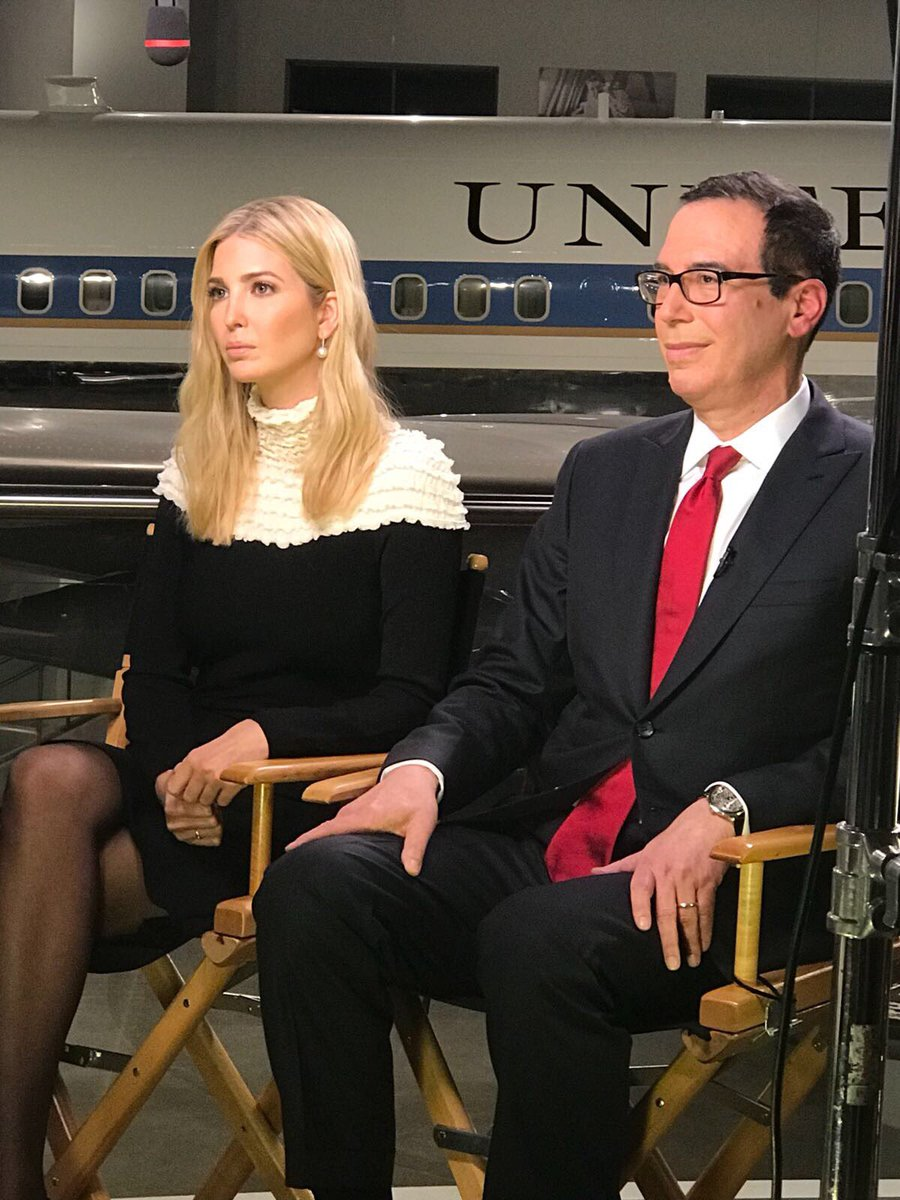 ivanka trump on twitter tune in to tuckercarlson tonight at 8 pm