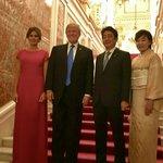トランプ大統領による、初の、歴史的な日本訪問は、間違いなく、日米同盟の揺るぎない絆を世界に示すことが…
