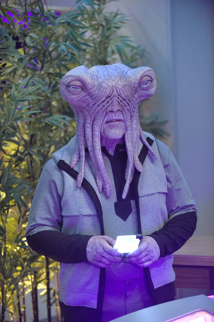 Check out @RalphGarman on #TheOrville th...