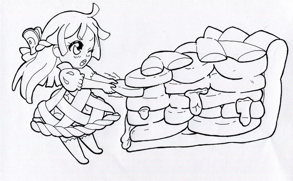 Liikas Artworks Sur Twitter Ein Paar Snack Chibi