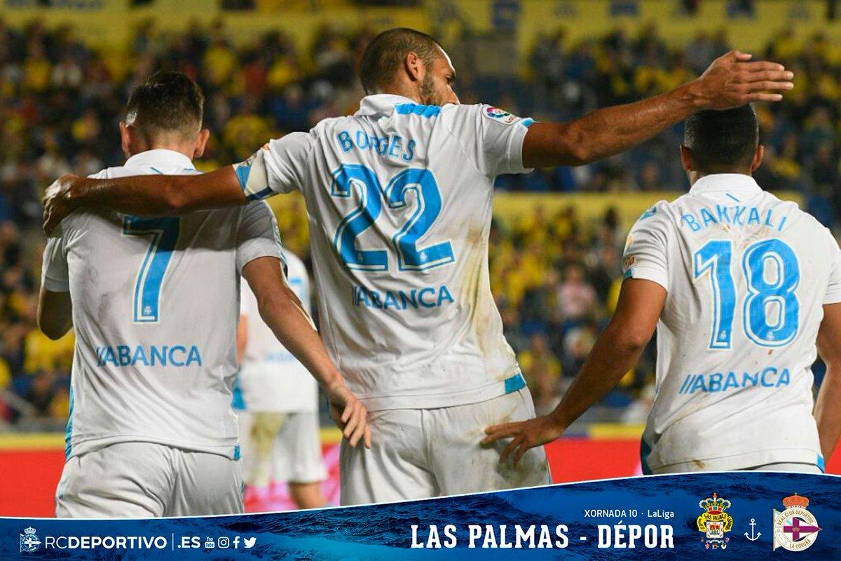 DNa7fA1VAAEwid3 CRÓNICA: Las Palmas 1-3 Deportivo - Comunio-Biwenger