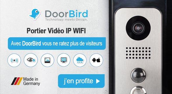 tst avis doorbird meilleur portier video connecté