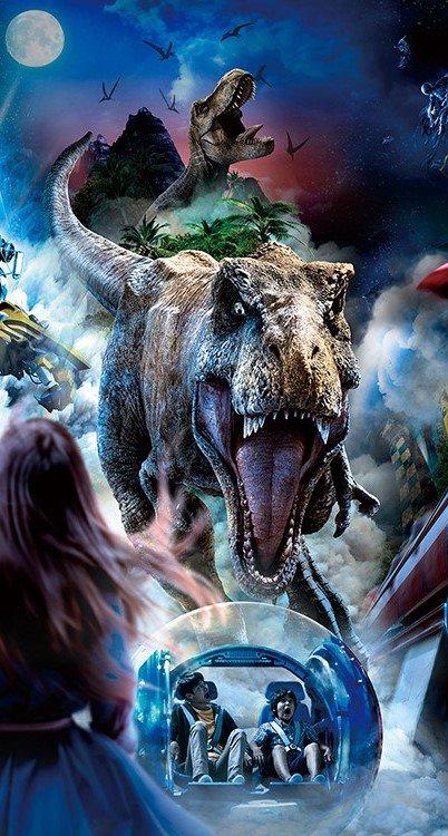 General Jurassic World: Fallen Kingdom News Thread V.4 - Page 2 DNaC-foW4AE8ysy
