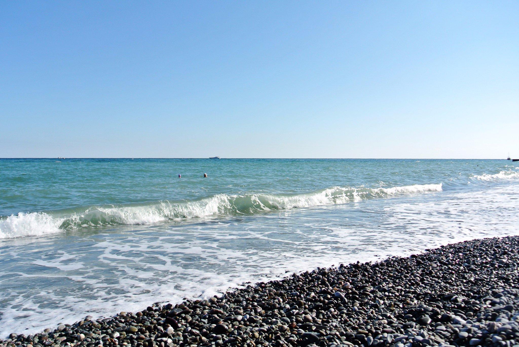 пляжи черного моря россии фото распространенных