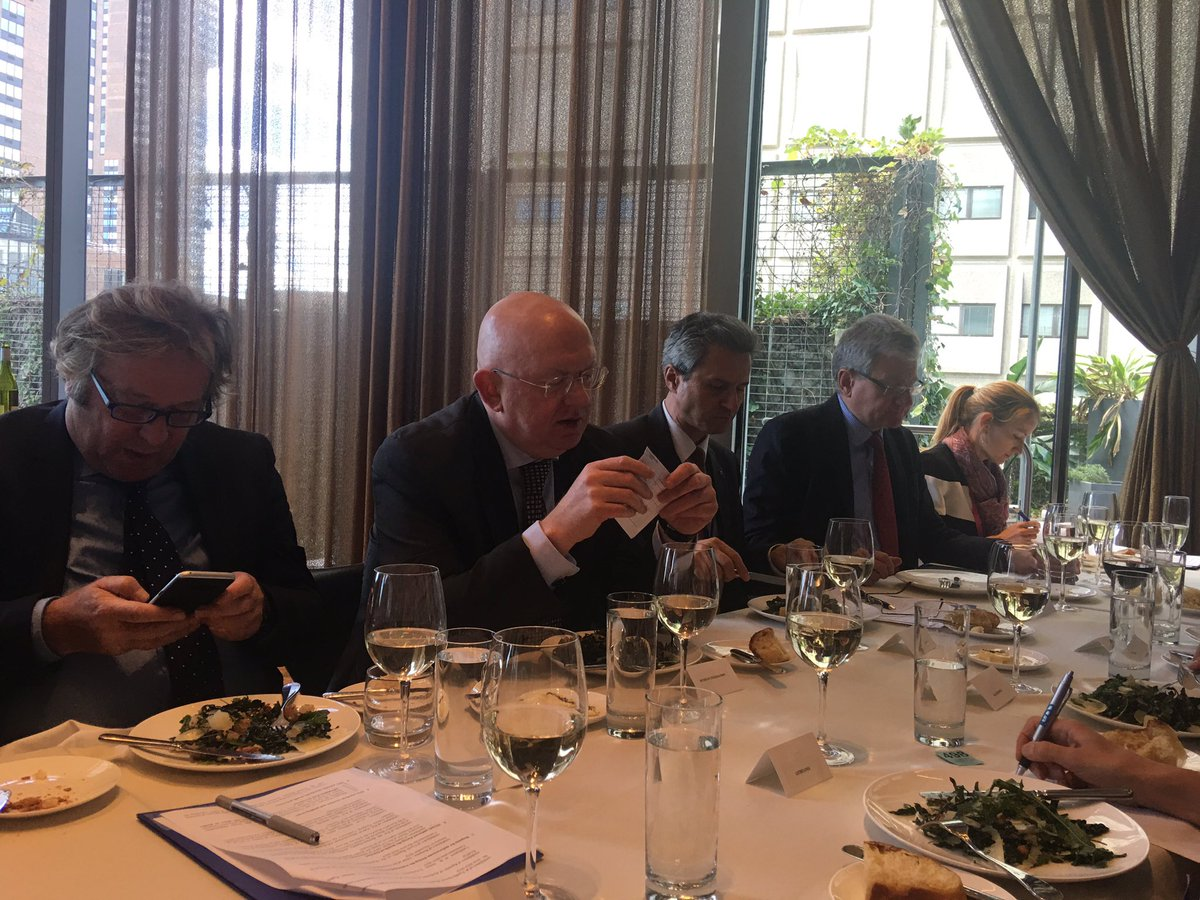 United Nations Delegates Dining Room Slovenia To The Un Slotoun Twitter Part 38
