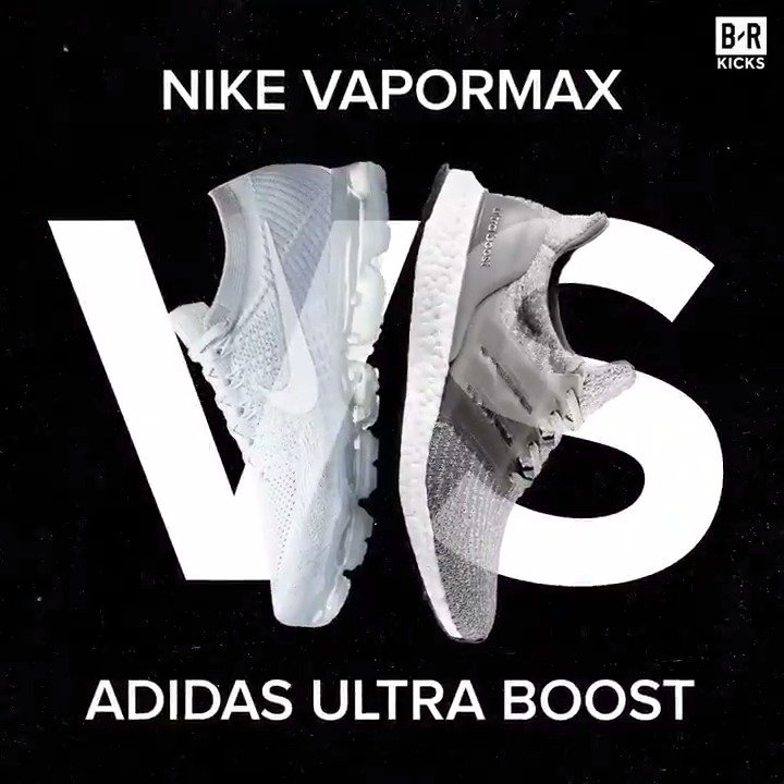 newest de5e5 0092f Nike vapormax? adidas ultraboost? arguably the most ...