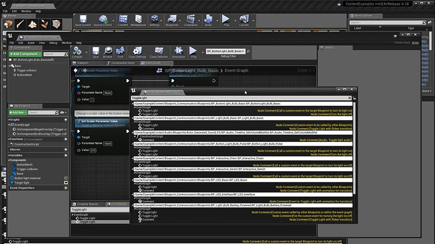 Unreal engine on twitter find all blueprint references to unreal engine on twitter find all blueprint references to variables functions and more with find in all blueprints in 418 httpsto6thfogviv malvernweather Gallery