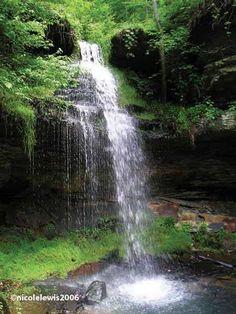 waterfalls the Fucking at