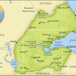 Republic of Djibouti, Horn of Africa, Northeast Africa