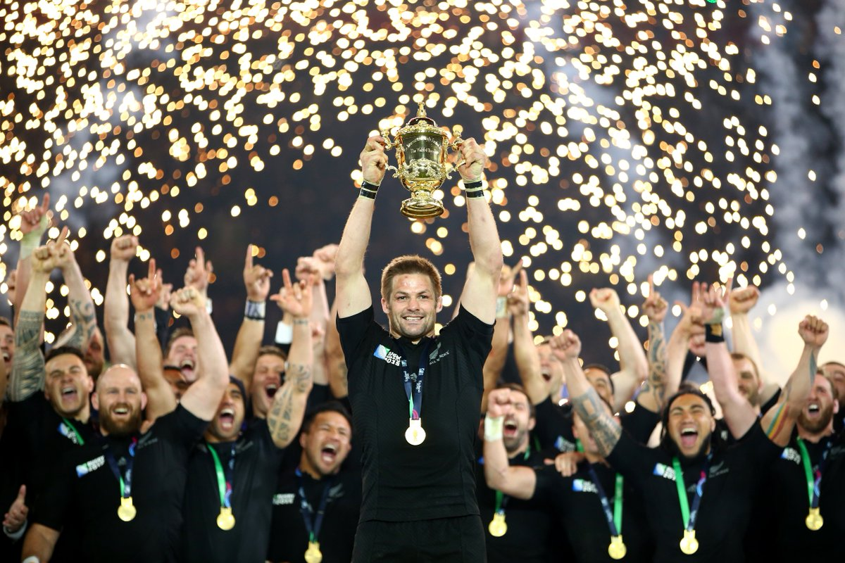 #ONTHISDAY in 2015, the #AllBlacks lifte...