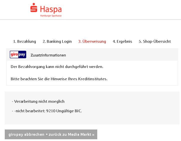 Haspa login