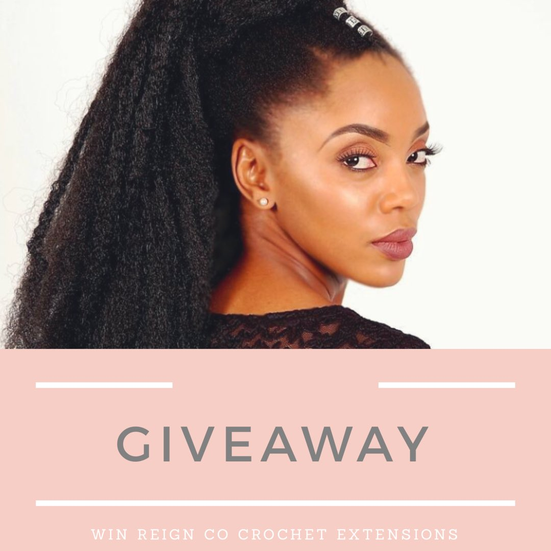 Beauty On Tapp On Twitter Issa Giveaway Again Win Reign Co