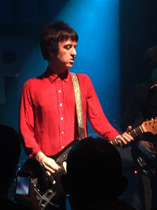 Happy Birthday . I took this picture .  Great gig