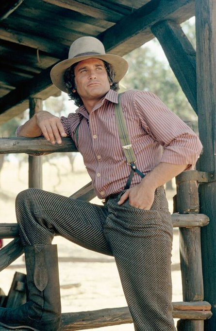 Happy Birthday to Michael Landon, who would have turned 81 today!