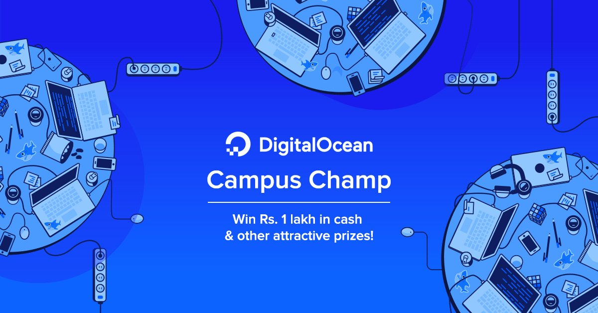 Digitalocean On Twitter Not Directly But It Would Look Good On A