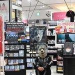 HMVラゾーナ川崎店様デGAW!!!(「゚Д゚)「ガウガウ #MWAMハロウィン pic.twi…