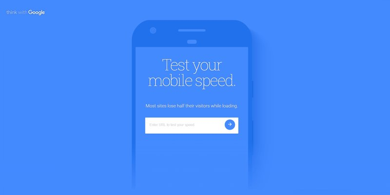 speed page test