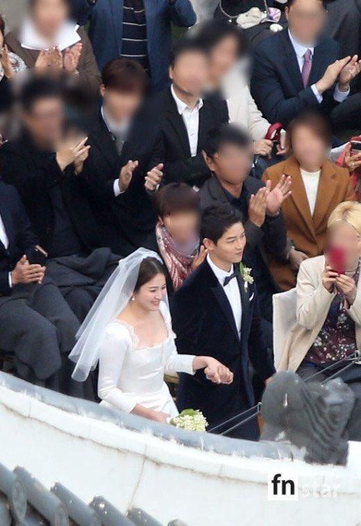 Song Hye Kyo dan Song Joong Ki
