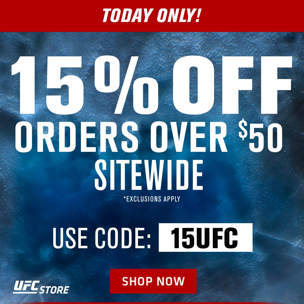 Ufc store coupon code