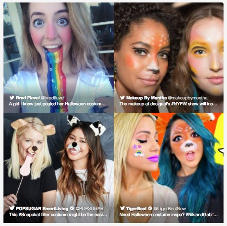 Happy Halloween! 🎃 ow.ly/TfIp30geJ8N 7 clever costume ideas for social media marketers