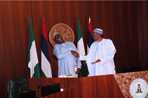 A sources close to Presidency has revealed that President Buhari did not sack the former SGF, David Babachir Lawal; he simply made a deal with him.