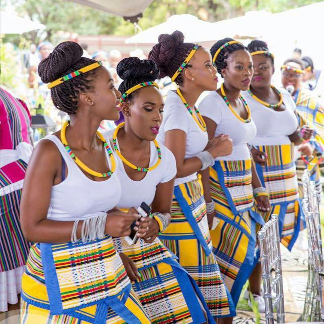"""Venda Traditional Modern Dresses: My Venda On Twitter: """"Vhavenda Vho Dinakela Photo Cred"""