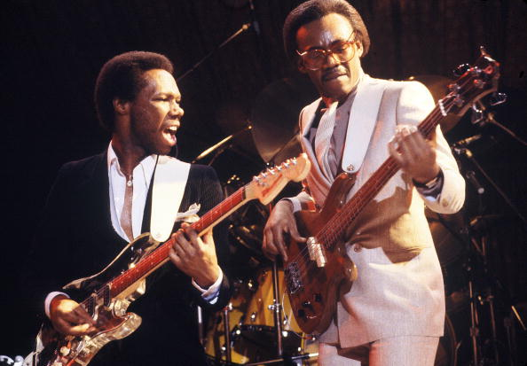 Let me join u in wishing Bernard Edwards a Happy Birthday in Heaven...   Miss him so much!!