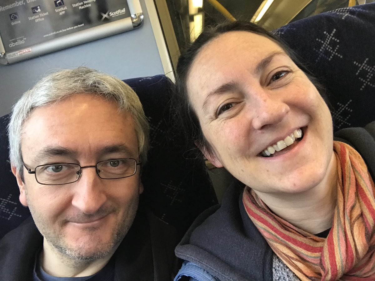 Wee day out to Perth. Thanks @scotrail #dayout #scotland #traintravel #adventures #freebies #scotrail #intrepidexplorers #scotlandbyrail <br>http://pic.twitter.com/gjgK187H4n