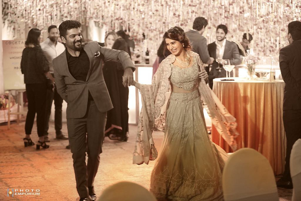 Details emerge of lavish Samantha Naga Chaitanya reception at Hyderabad