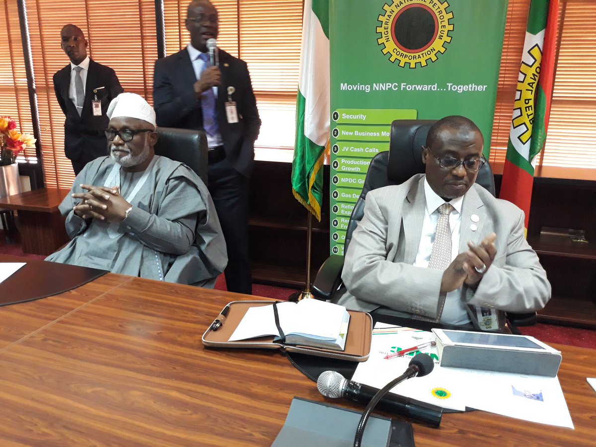 NNPC signed Memorandum of Understanding with Ondo Government for planting of Biofuel plant in the state, to produce at least, 65b litres of ethanol.