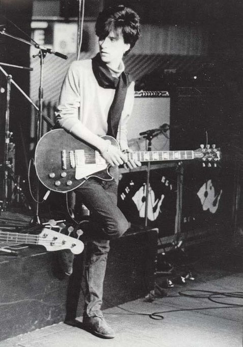 Happy birthday to the coolest guitarist there ever was