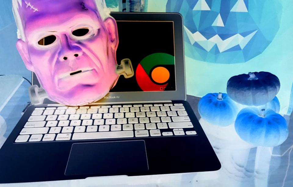 Behold the FrankenMac! How to convert an old Mac Air to a Chromebook: