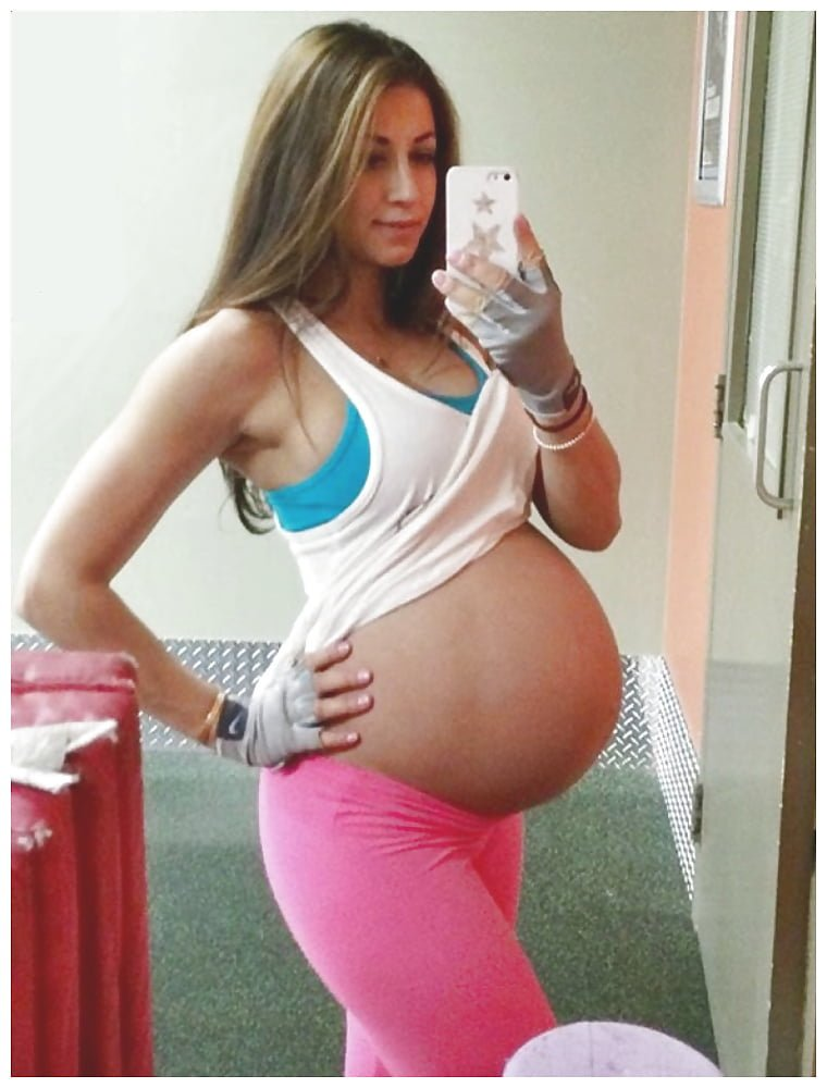 Sexy Pregnant Girls On Twitter -4772