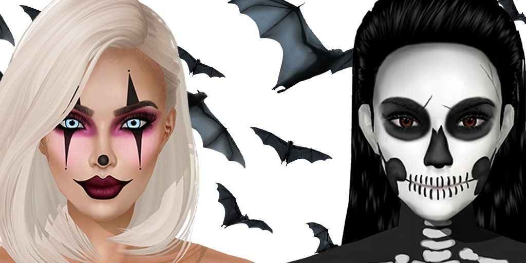 Sending these Halloween KIMOJIs all day today!!! Who is with me?! Download here: https://t.co/KK3TmDsFh6 https://t.co/lVvevuAl3i