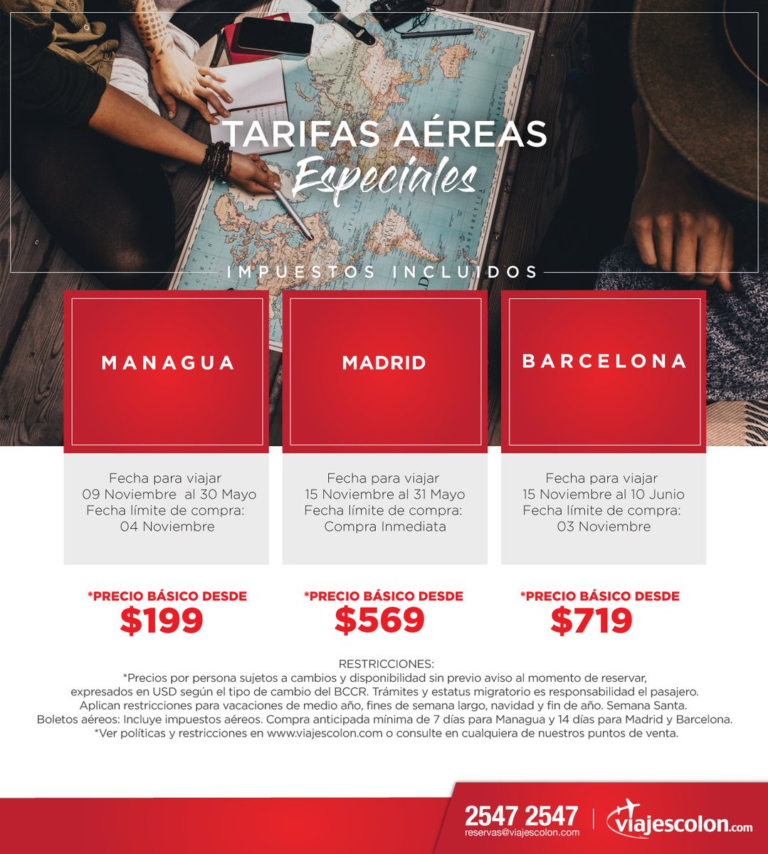 ¡Viva la historia de #Managua con un click! *Precio básico desde $199.   https://t.co/oOCsf2m8RM reservas@viajescolon.com #Madrid #Barcelona https://t.co/amBHUv7wjs