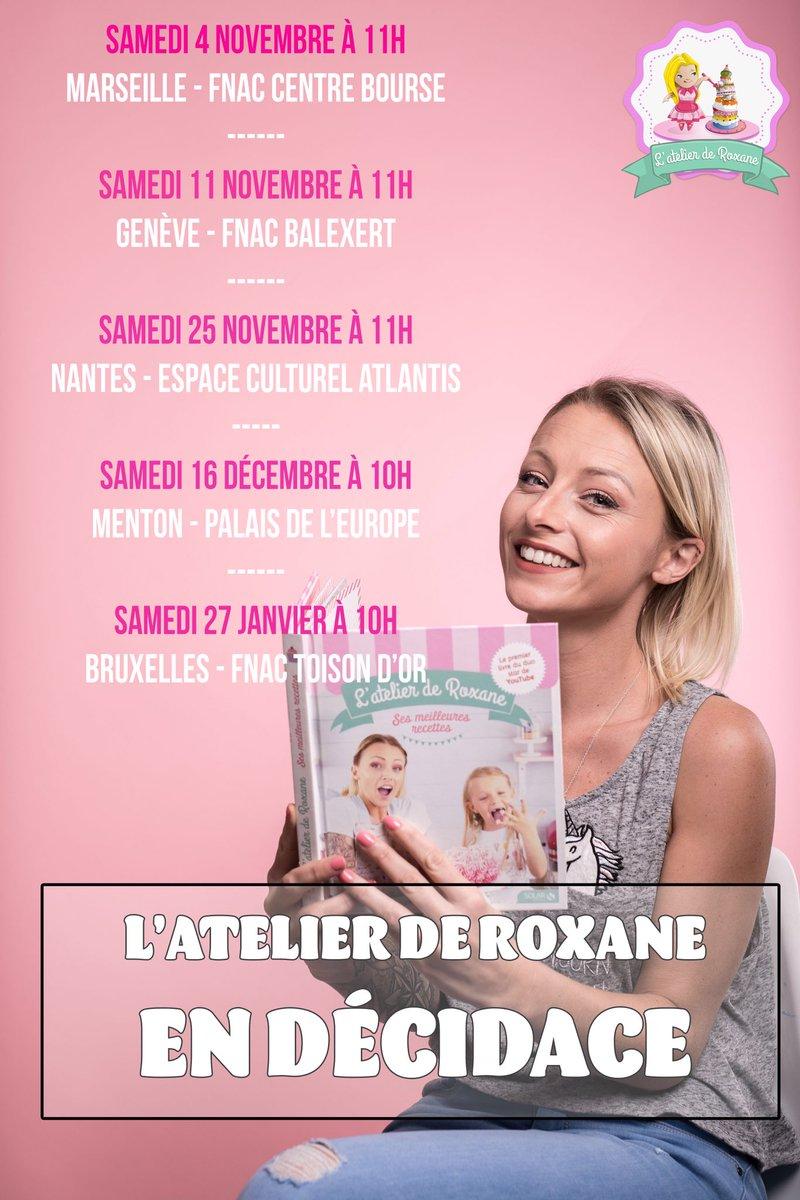 L Atelier De Roxane On Twitter Les Horaires De Mes