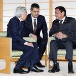 両陛下、ドゥテルテ比大統領とご会見sankei.com/life/news/1710… pic.tw…
