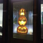 A little bit of #Halloween themed fun with our Transparent LCD Fridge