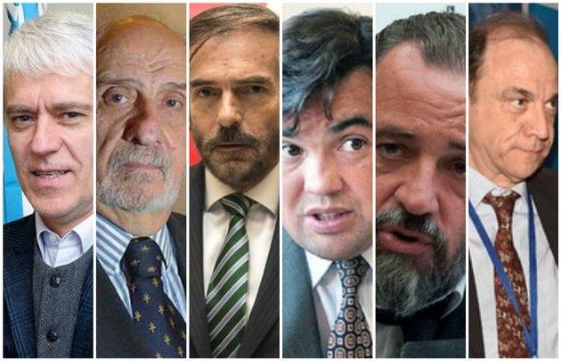 Los principales candidatos para reemplazar a Gils Carbó