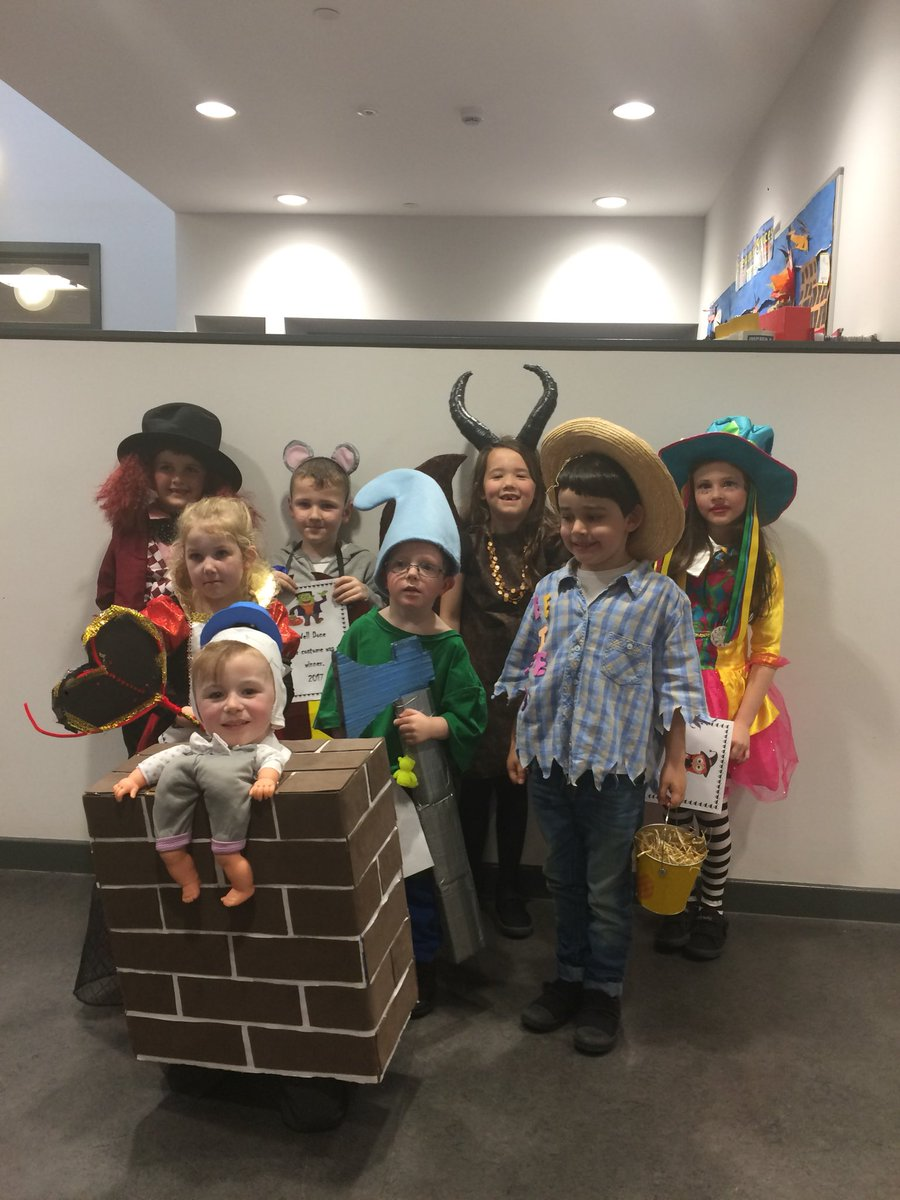 Our P1 3 Costume Winners Looked Great