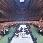 ツアーPATHFINDER大阪城ホール1日目終了しました🏯最高でした💯ハッピーハロウィン🎃🐈じょーほ…