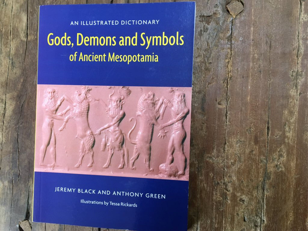 Dr Moudhy Al Rashid On Twitter Amulets Of The Mesopotamian Demon