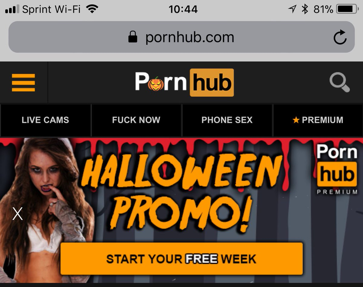 "ronnie loyd on twitter: ""free week of @pornhub premium🤘🏼 happy"