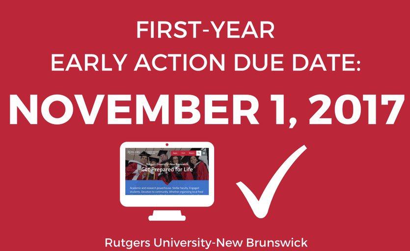 rutgers application essay 2011