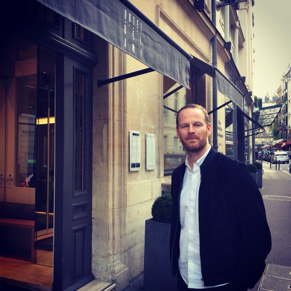 Joachim Trier à Paris