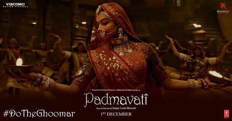 LOVING all your versions of #DoTheGhoomar !!!👏🏼👏🏼👏🏼 keep the videos coming & get ready for a surprise! https://t.co/WHTAfCAdUj