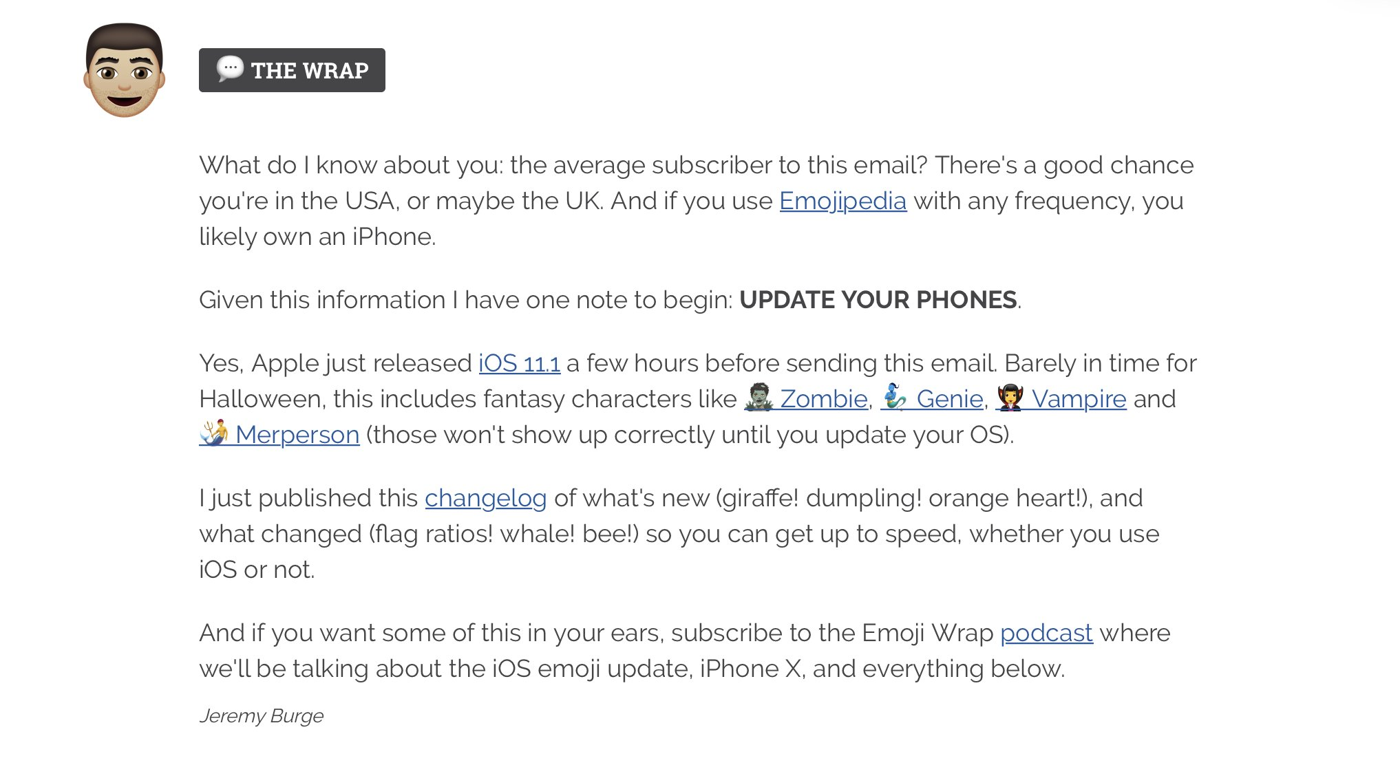 Emoji Wrap 🌯 on Twitter: