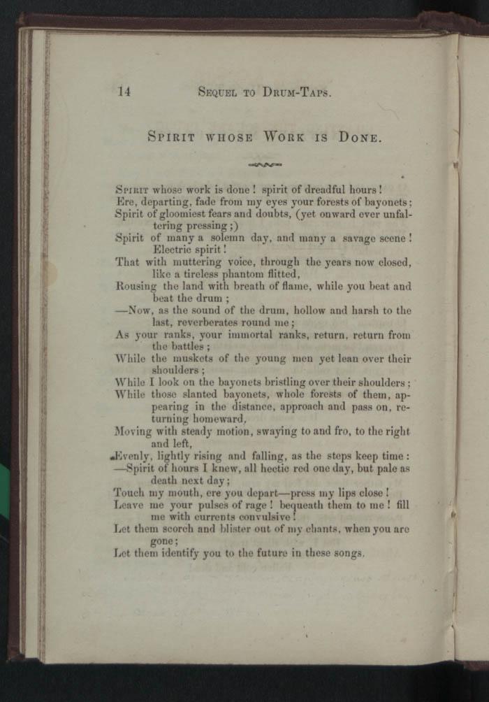 Walt Whitman Archive on Twitter: \