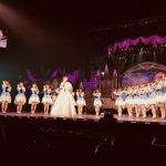 「渡辺麻友 卒業コンサート~みんなの夢が叶いますように~」、現場や放送でご声援をくださった皆様、本当…